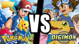 Cuộc chiến tranh giữa Pokemon và Digimon: kết quả thật bất ngờ