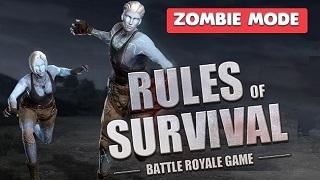 Rules of Survival – Khi zombie đồng hành với người trong cuộc chiến sinh tồn