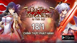 Gia Tộc Ma Cà Rồng: Game nhập vai phong cách anime đã cập bến Việt Nam