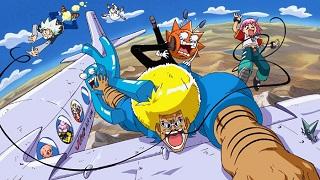 """""""Cạn lời"""" với 7 nguồn sức mạnh siêu bựa ở thế giới anime"""