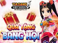 Yulgang Hiệp Khách Dzogame VN - [Yến Phi Gia] Quà tặng Bang Hội (04.2021) - 20042021