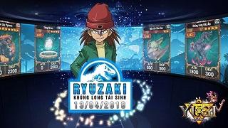 YugiH5 - Thêm một nhân vật mới khiến cộng đồng bài thủ chao đảo