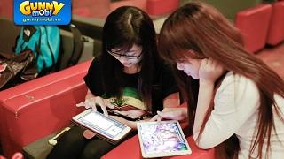 Gunny Mobi tổ chức chuỗi offline khắp 5 thành phố lớn