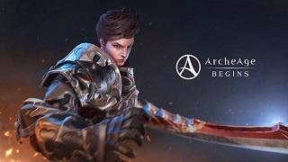 Siêu phẩm ArcheAge Begins bắt đầu Closed Beta toàn cầu