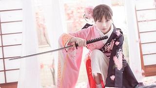 Cosplay nàng sát thủ Shiki đầy mê hoặc trong Fate/Grand Order