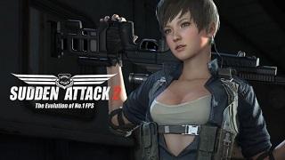 Sudden Attack 2 sẽ nổ súng vào hè năm sau