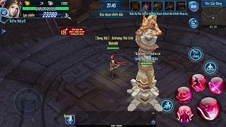 Cuối cùng game thủ cũng có thể trải nghiệm Công Thành Chiến với Võ Lâm Tuyền Kỳ Mobile