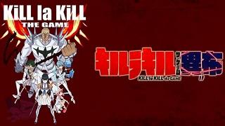 Kill la Kill công bố tựa game hành động chiến đấu ăn theo