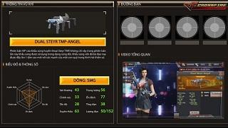 Crossfire Legends: Dual Steyr TMP-Angel Thiên thần hay ác quỷ