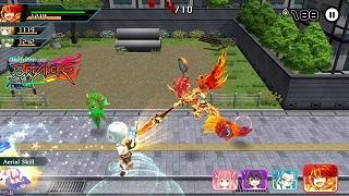 Breakers: Dawn of Heroes – Game chiến đấu combo siêu đỉnh từ Nhật Bản