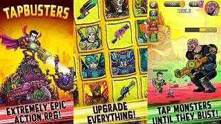Tap Busters: Galaxy Heroes – tựa game RPG dễ gây nghiện vừa ra mắt