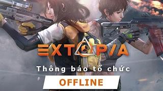 Game sinh tồn Extopia tổ chức offline tại TP Hồ Chí Minh sau Alpha Test thành công