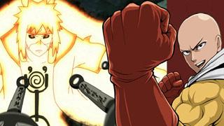 Top 10 Nhân vật có TỐC ĐỘ nhanh nhất đến từ anime - manga