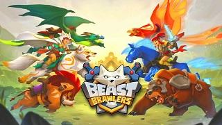 Beast Brawlers - tựa game MOBA đấu trường thú siêu hấp dẫn trên di động