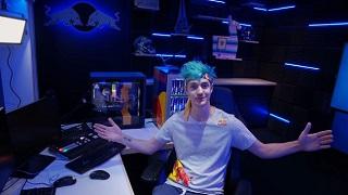 Bên trong studio của streamer nổi tiếng thế giới Ninja