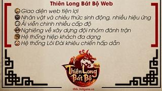 Đặt lên bàn cân bộ ba Thiên Long Bát Bộ