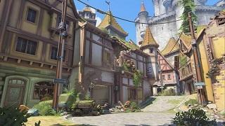 Eichenwalde – Bản đồ mới tuyệt đẹp của Overwatch