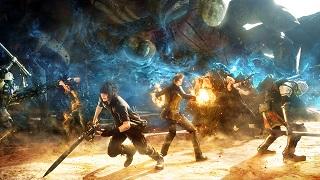 Bom tấn Final Fantasy XV bất ngờ mở cửa bản demo miễn phí trên Steam