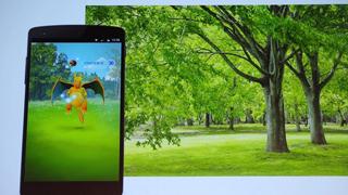 Hé lộ dự án mới đưa game thủ chơi Pokemon trong thế giới thật