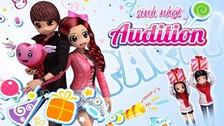 VIP BIRTHDAY – Sinh nhật hoành tráng với Audition trong BCN 2.19