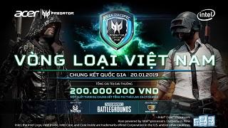 Predator League 2019 - giải LAN PUBG cuối cùng trong năm nay chính thức khởi tranh