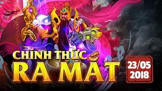 Hôm nay làng game mobile Việt chào đón Hoàng Đao Kim Giáp
