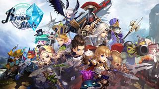 Kronos Blade game mobile xây thành kết hợp hành động nhập vai chính thức mở cửa thử nghiệm