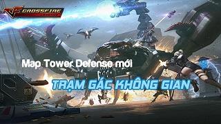 CFL – Chế độ Tower Defense có map mới với phần thưởng hấp dẫn