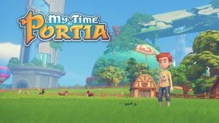 My Time at Portia - game RPG phong cách sandbox 3D sắp cập bến Steam