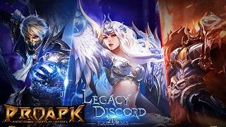 Legacy of Discord: Furious Wings – phát sốt với bom tấn MMORPG siêu đỉnh