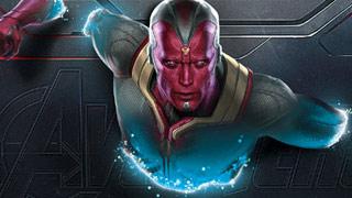 Những sự thật thú vị về nhân vật siêu anh hùng Vision