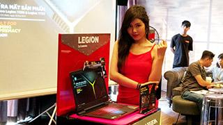 Lenovo Ra mắt Thương hiệu Máy tính Chơi game Legion mới tại Việt Nam