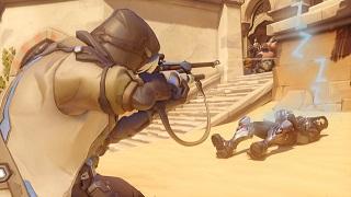 Update Overwatch - Ana ra mắt, D.Va và Zenyatta lột xác