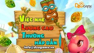 Dzogame Việt Nam tuyển CTV – Cơ hội hấp dẫn cho các bạn trẻ đam mê game