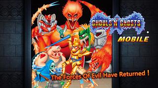 Siêu phẩm từ Capcom - Ghouls'n Ghost Mobile bất ngờ cập bến