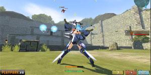 Cosmic Break 2 hé lộ lại khiến bao fan Gundam thổn thức