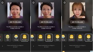 """Chết cười khi được """"chuyển giới"""" trong 1 nốt nhạc với app mobile mới"""