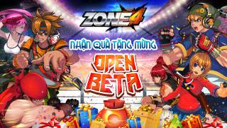 Zone 4 chào mừng tân thủ với hàng nghìn giftcode giá trị