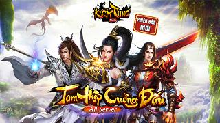 Playpark tặng 500 Giftcode game Võ Lâm Return