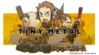 Tiny Metal – tựa game chiến thuật phong cách Advance Wars vừa hé lộ