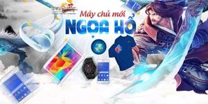 Game lão làng Võ Lâm Truyền Kỳ 2 ra phiên bản thứ 12