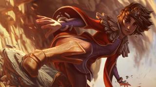 Taliyah – phù thủy đá có phải vị tướng 'phế' trong LMHT