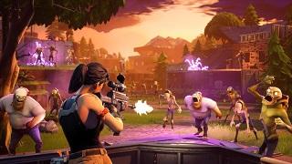 Siêu phẩm FPS sinh tồn Fortnite đã chính thức đến tay game thủ