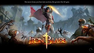 Iron Blade – bom tấn RPG chặt chém cực máu lửa từ Gameloft