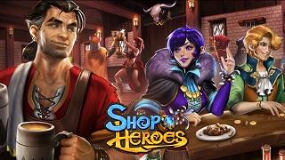 Shop Heroes – thế giới biến bạn thành ông trùm của mọi vũ khí