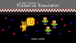 Freddy Fazbear's Pizzeria Simulator: tựa game kinh dị mới đầy bất ngờ vừa lộ diện