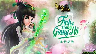 Playpark tặng 500 Giftcode game Mộng Võ Lâm