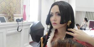 """Hậu trường Cosplay webgame Tân Hải Tặc mang nặng phong cách """"Thánh Nữ"""""""