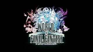 World of Final Fantasy xuất hiện tại hội chợ game Nhật Bản