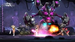 Siêu phẩm Hyper Universe sẽ chính thức đến tay game thủ quốc tế trong năm nay